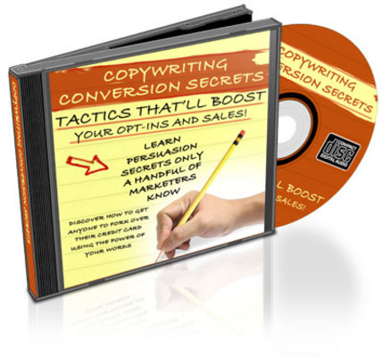 Product picture Secrets Of Copywriting with Resale Rights