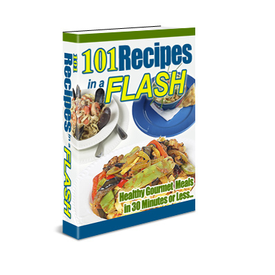 Product picture 101_Recipes_In_A_Flash