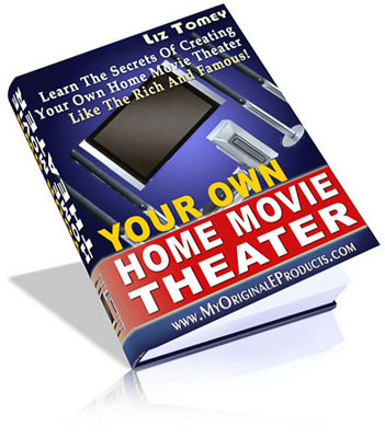 Product picture Your Own Home Movie Theater